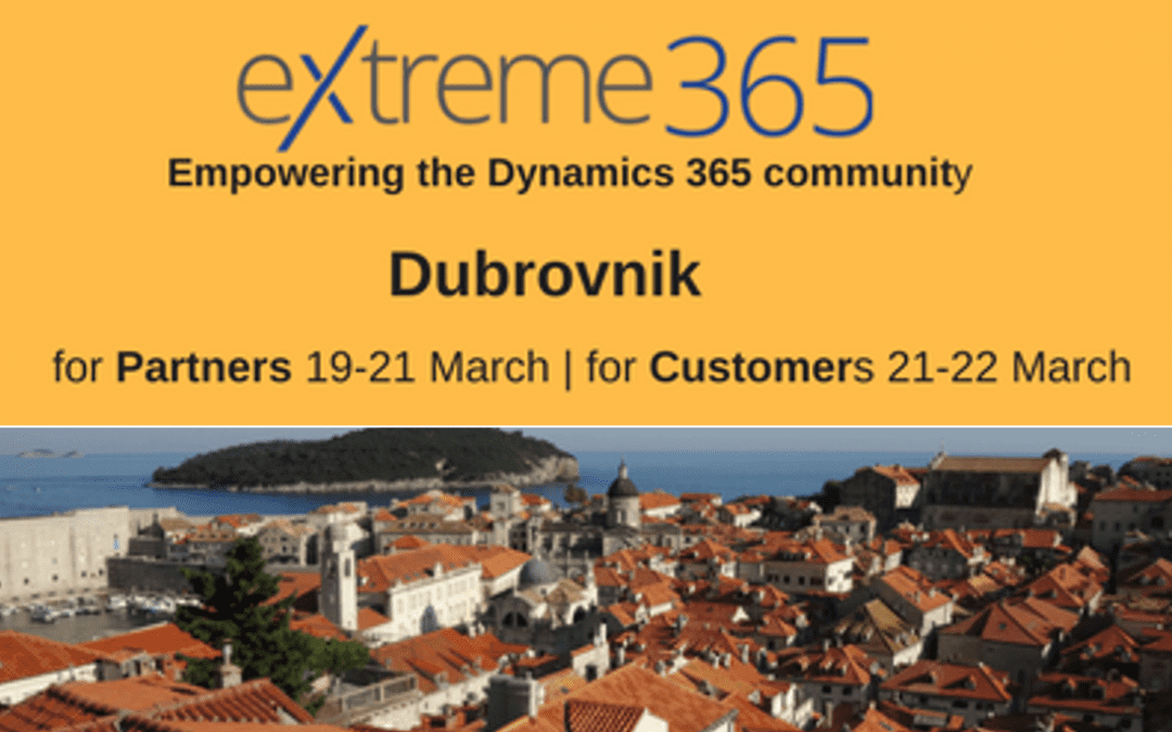 eXtreme365 Dubrovnik 2018 highlights