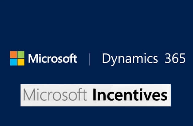 Webinar – win more projects by using Microsoft Dynamics incentives