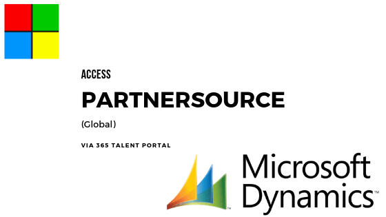 How to access Microsoft PartnerSource if you're not a Partner employee