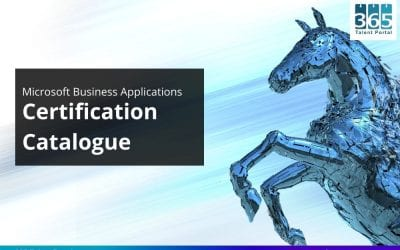 Microsoft Business Applications Certification Catalogue